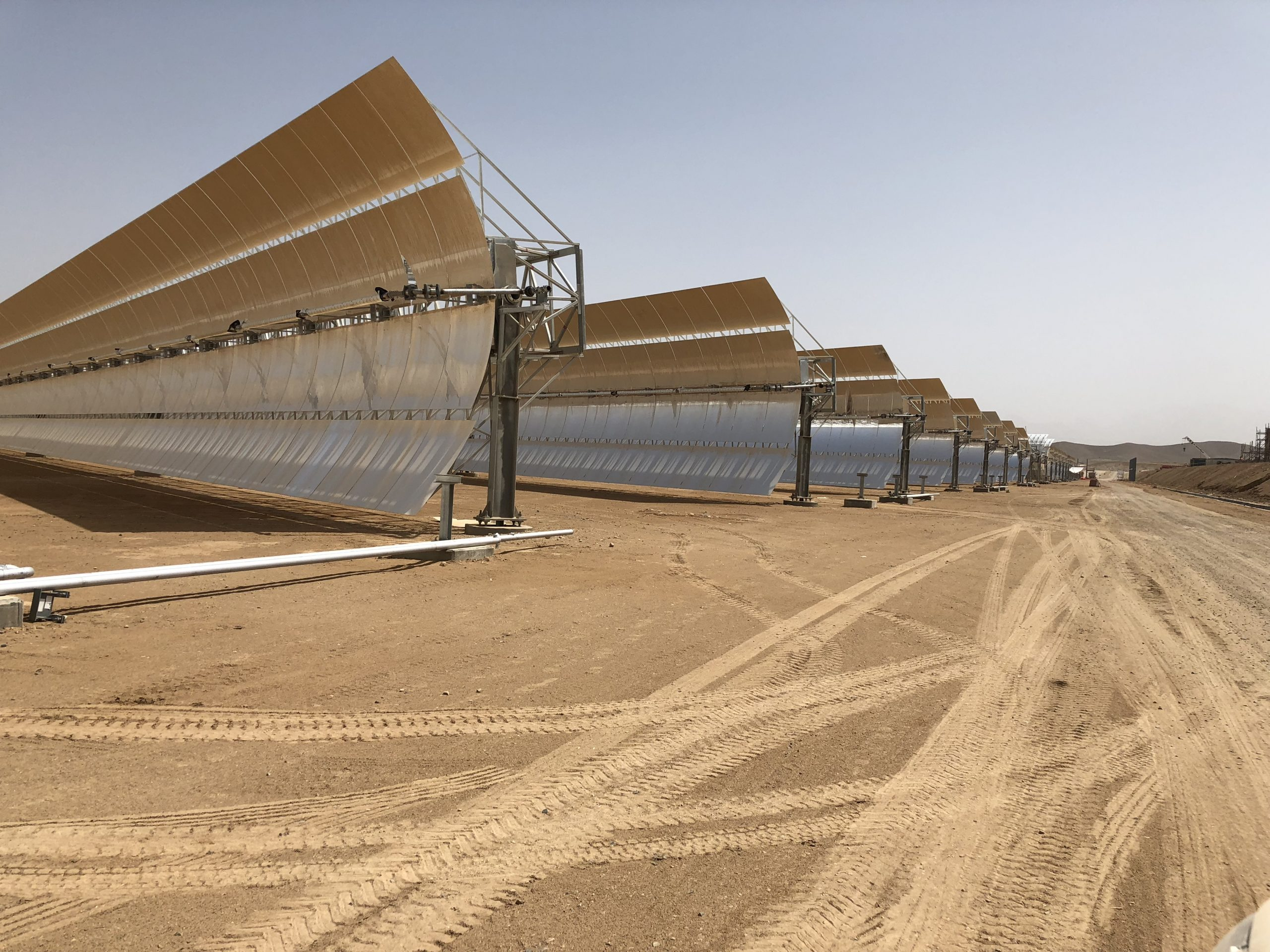 Duba Green Integrated Solar Combined Cycle Power Plant