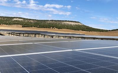 Planta solar fotovoltaica Capricornius Solar