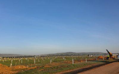 Planta solar fotovoltaica Valdesolar
